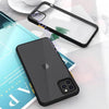 Rock Luxury Shockproof Matte Finish Case For iPhone 11 Pro