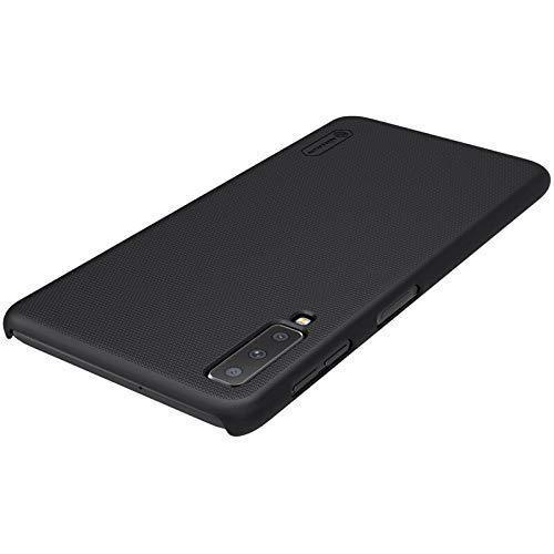 Nillkin Super Frosted Shield Back Case For Sansung Glaxy A7 (2018) - Planetcart