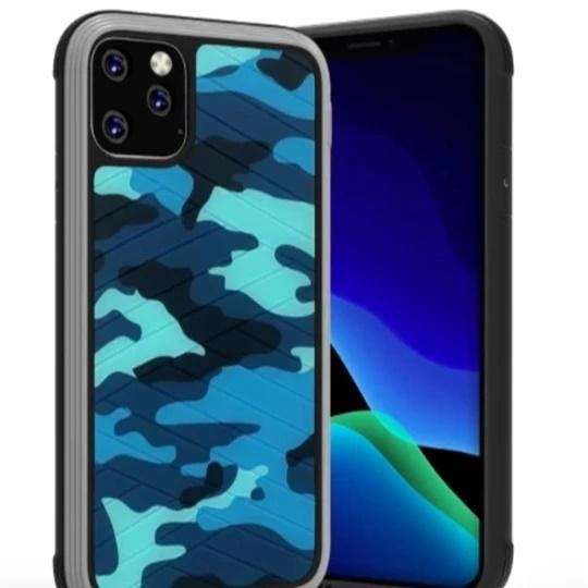 Raigor Inverse Army Pattern Shockproof Protective Case For iPhone 11 Pro Max