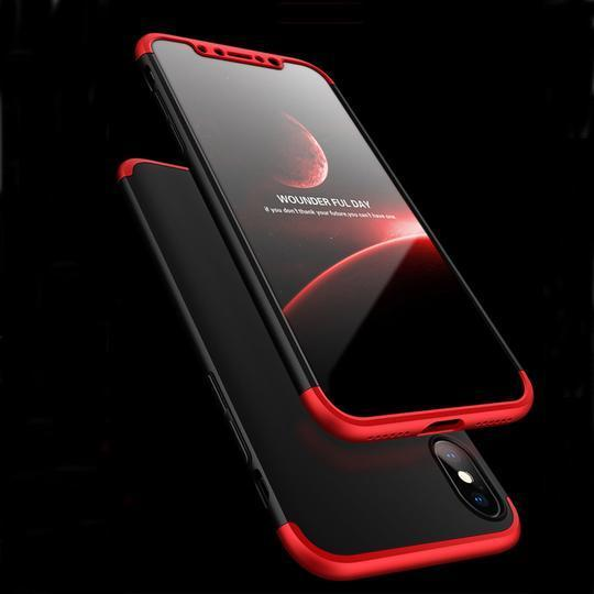 Ultimate 360 Degree Protection Case For iPhone XS Max - Planetcart