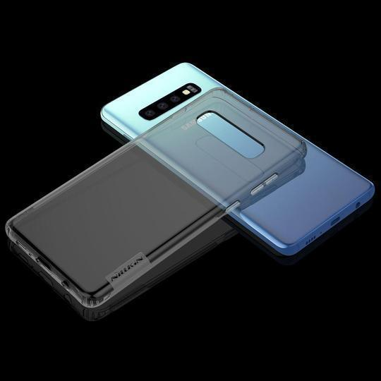 Nilkkin Transprent Nature TPU Case For Samsung Glaxy S10e - Planetcart