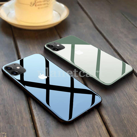 Special Edition Glossy Silicone Soft Edge Case For iPhone 11