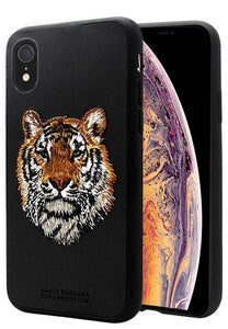 Santa Barbara Savana Series Genuine Leather Case For iPhone XR - Planetcart