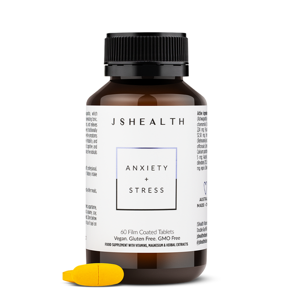 Anxiety + Stress Formula - 60 Tablets