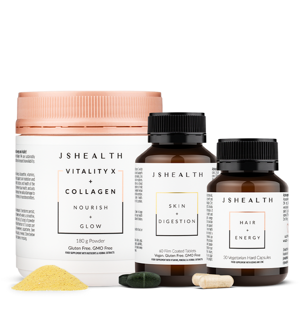 Hair + Collagen Boost Bundle