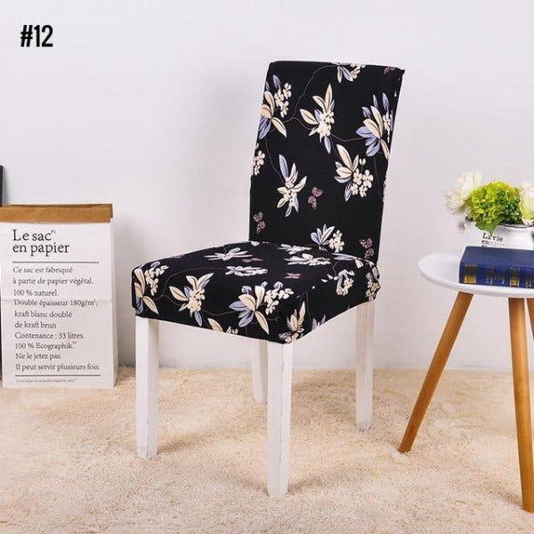 H2HS Elastic Stretch Chair Cover