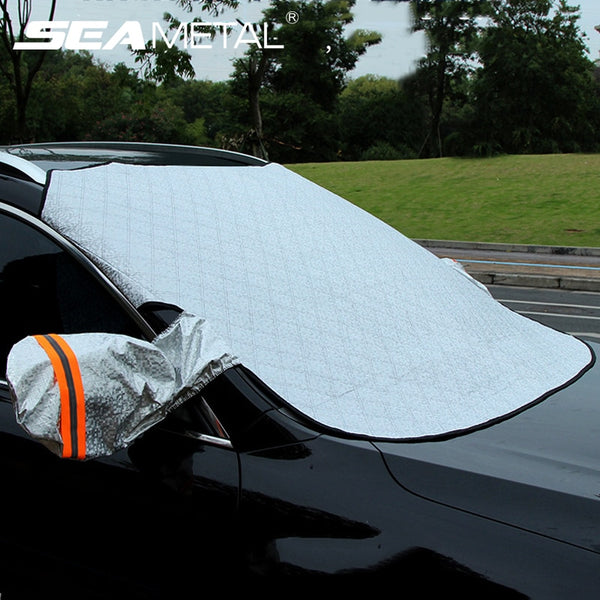 H2HS Magnetic Car Windscreen Cover