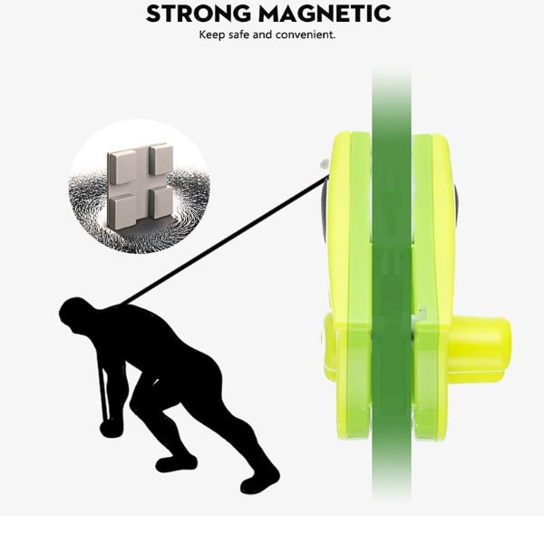 H2HS Magnetic Window Cleaning Brush