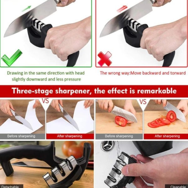 H2HS Professional Knife Sharpener.