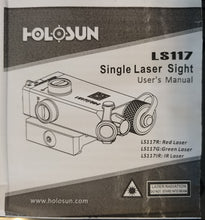 Load image into Gallery viewer, Holosun LS117G