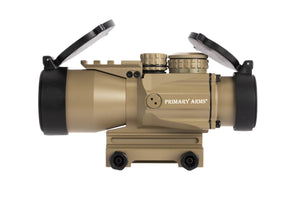 BLEM - Primary Arms Gen II 5X Prism Scope - ACSS .223/5.56 / 5.45x39 / .308 Reticle - Flat Dark Earth