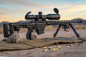 Primary Arms PLx 6-30x56mm FFP Rifle Scope - Hera BPR MOA