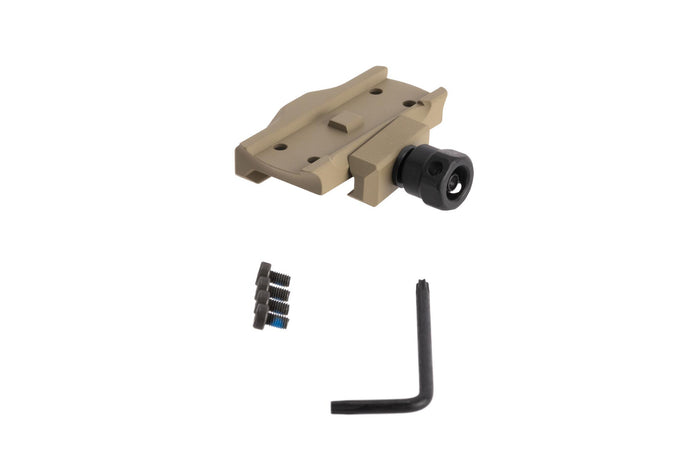 Primary Arms 1X Prism Low Mount - 1.05