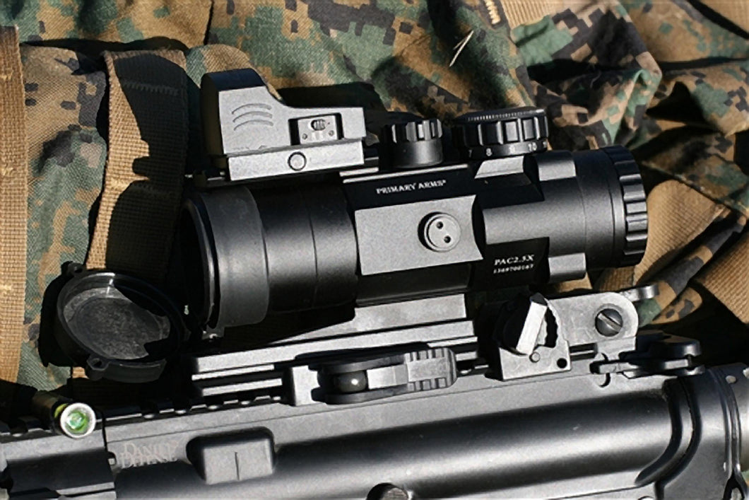 Primary Arms Compact 2.5x32 Prism Scope
