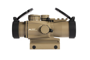 Primary Arms SLx 3 3x32 Gen II Prism Scope - ACSS-5.56-CQB-M2 - FDE