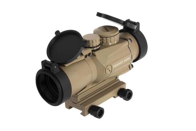 Primary Arms 3x32 Gen II Prism Scope - ACSS-CQB 300BLK/7.62x39 - FDE