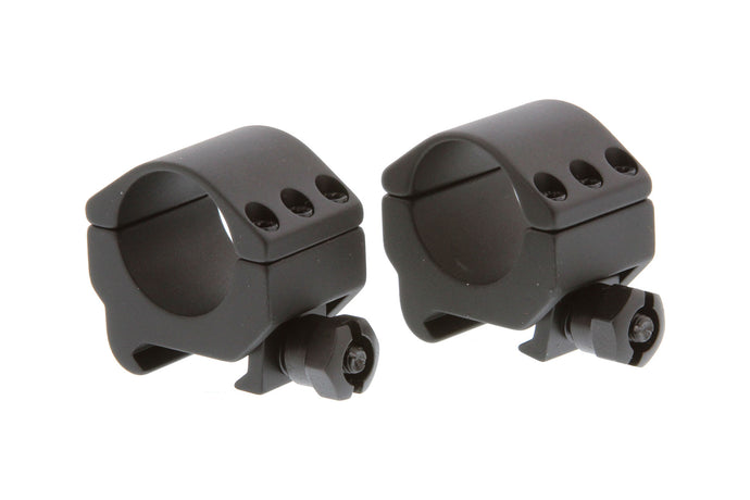 Primary Arms 1-Inch Tactical Rings - Low Height (Pair)