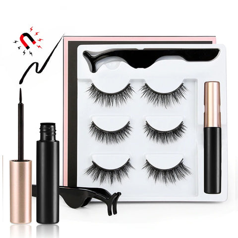 Magnetic Lashes and Liner - Laura's Lashes