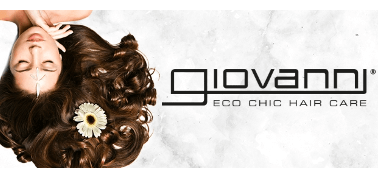 Giovanni Eco Chic hair care
