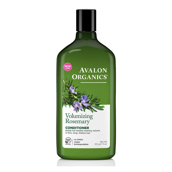 Avalon Organics Volumizing Rosemary conditioner 312g(9110)