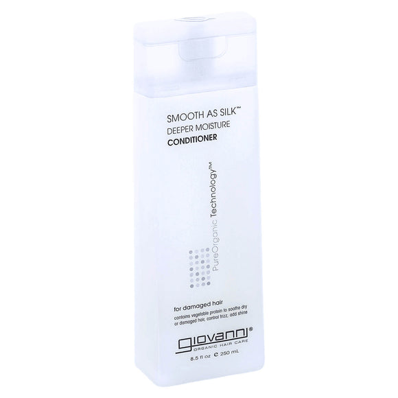 Giovanni Smooth As Silk Deeper Moisture Conditioner 250ml (4108)