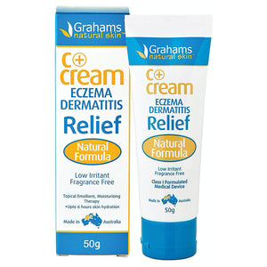 Grahams-eczemas-C+-cream-dermatitis-relief-natural-skin-treatment-50g-GR001