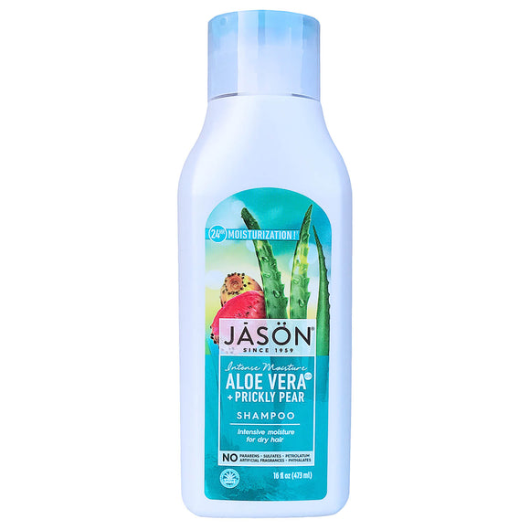 Jason Thicken and Restore Biotin + Hyaluronic acid conditioner new label look 2020 strengthens and repair damaged hair