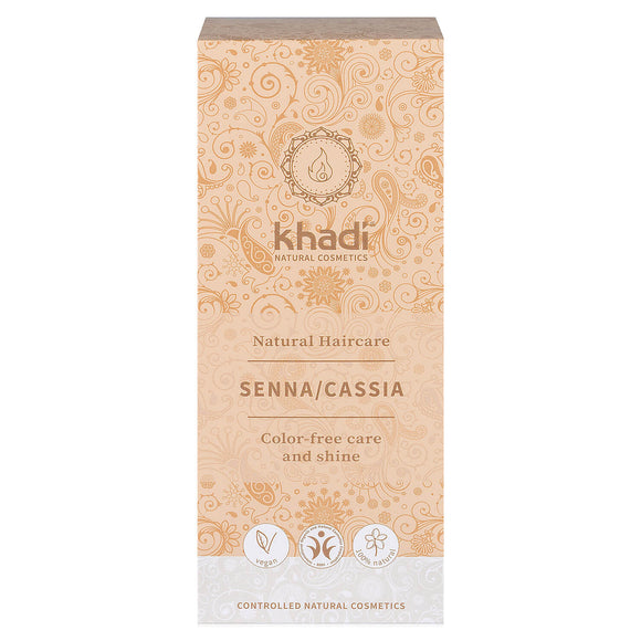 Khadi SENNA Cassia Neutral Hair Colour Herbal dye