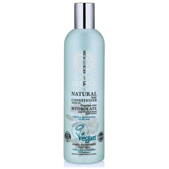 Natura Siberica HYDROLATE NUTRITION and HYDRATION CONDITIONER