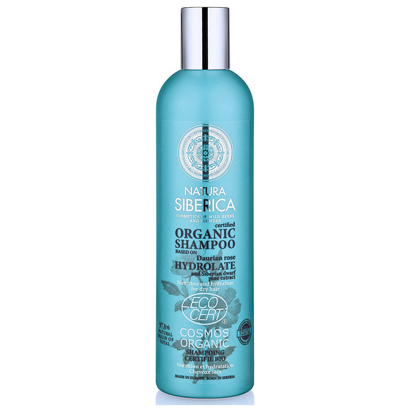 Natura Siberica HYDROLATE NUTRITION and HYDRATION SHAMPOO