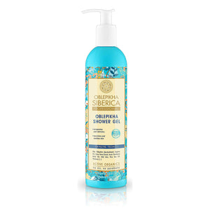 Oblepikha Shower Gel Energizing Freshness by Natura Siberica 400ml (4718)