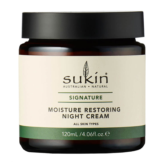 Sukin_Signature_Moisture_Restoring_Night_Cream for all skin types 120ml