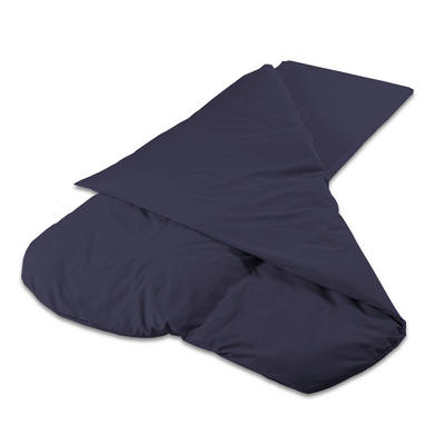 4cm x 77cm wide Duvalay Memory Foam Sleeping Bag - RV Living NZ