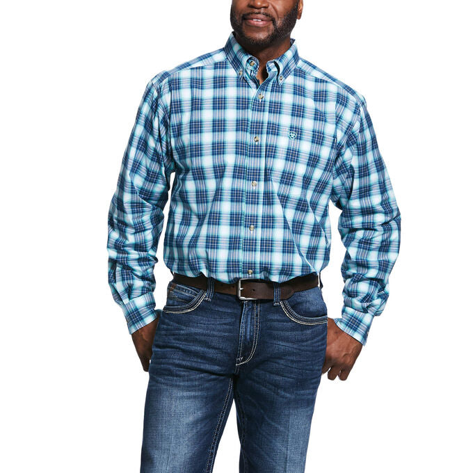 ARIAT PRO SERIES ROSELLE CLASSIC FIT SHIRT - El Toro Boots