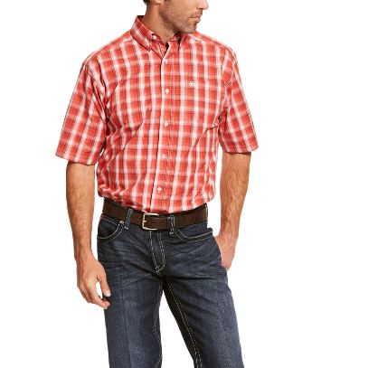 ARIAT PRO SERIES SULLEY CLASSIC FIT SHIRT - El Toro Boots