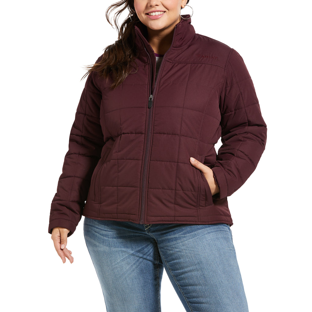 ARIAT WOMEN'S REAL CRIUS JACKET - WINETASTING