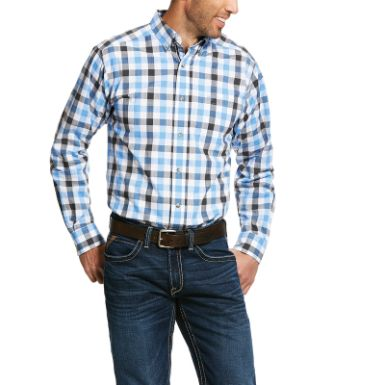 ARIAT PRO SERIES HOLBROOK FITTED SHIRT - El Toro Boots