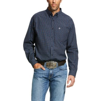 ARIAT PRO SERIES LEMORE CLASSIC FIT SHIRT - El Toro Boots