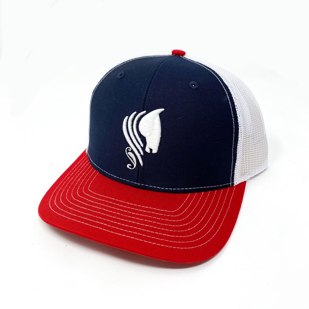 PENCO - NAVY/WHITE/RED
