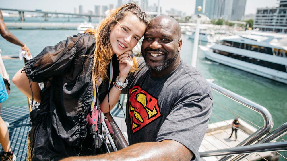 Shaq At Sea: Get to Know DJ Diesel
