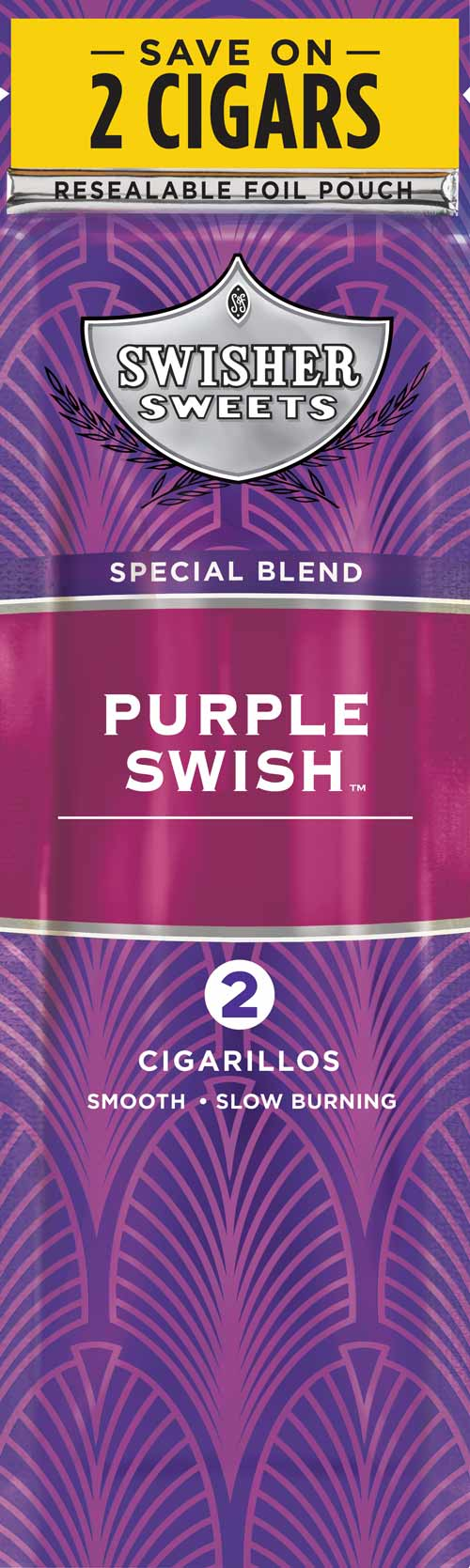 Limited Edition - Purple Swish