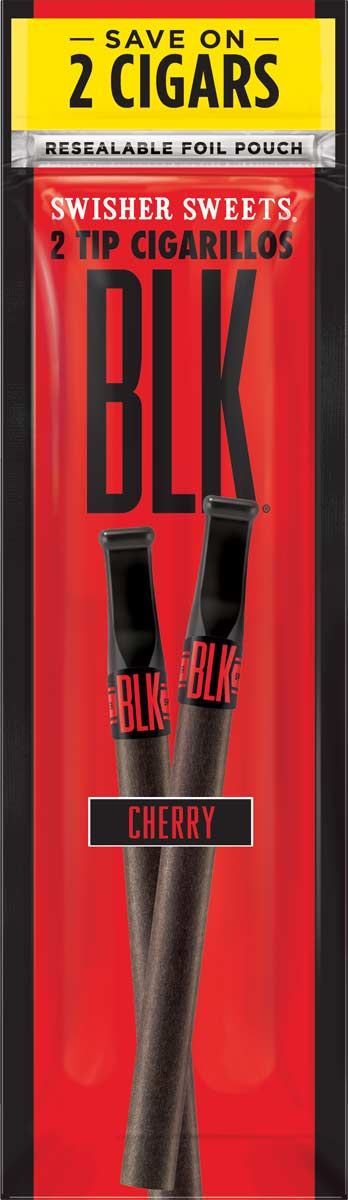 BLK Tip Cigarillos - Cherry