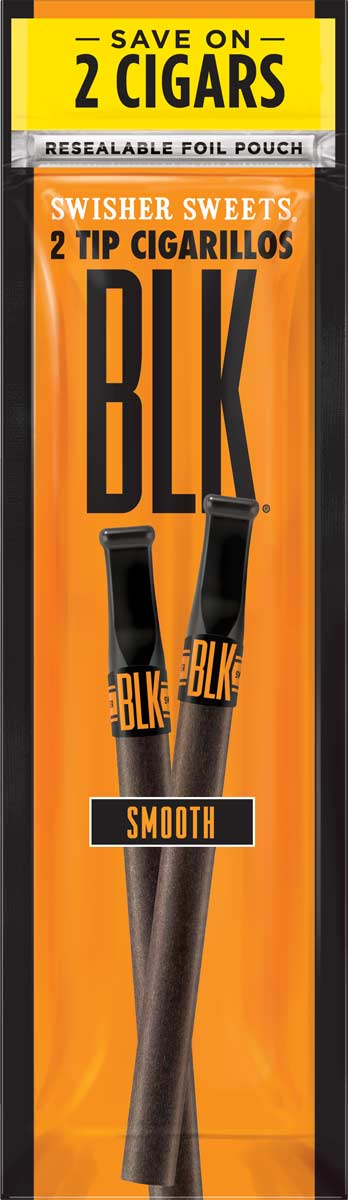 BLK Tip Cigarillos - Smooth