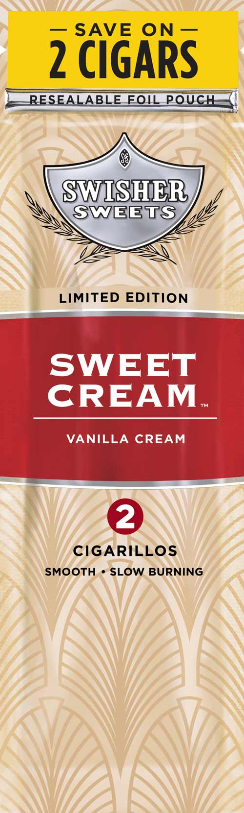 Limited Edition - Sweet Cream