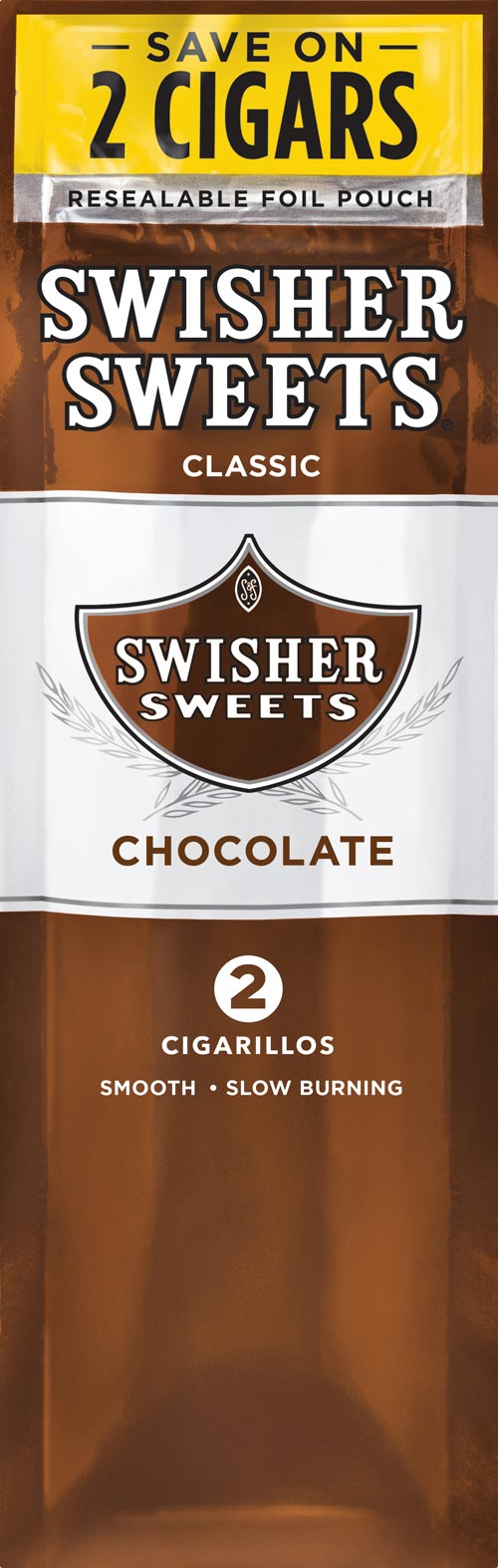 Swisher Sweets Cigarillos - Chocolate