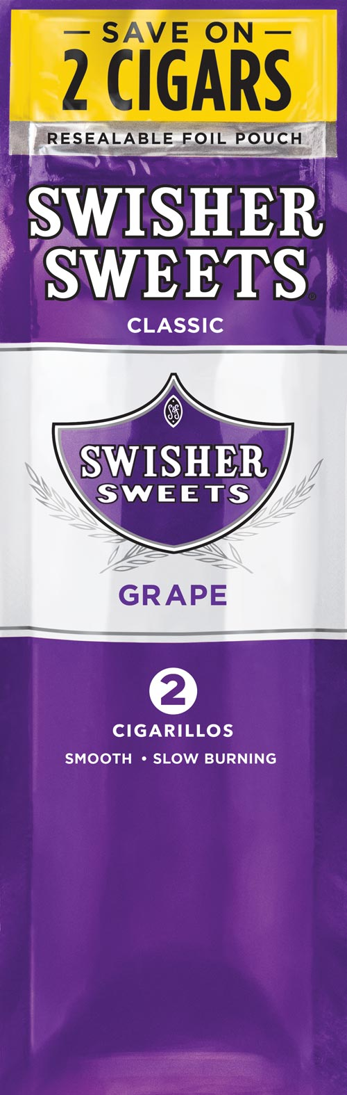 Swisher Sweets Cigarillos - Grape