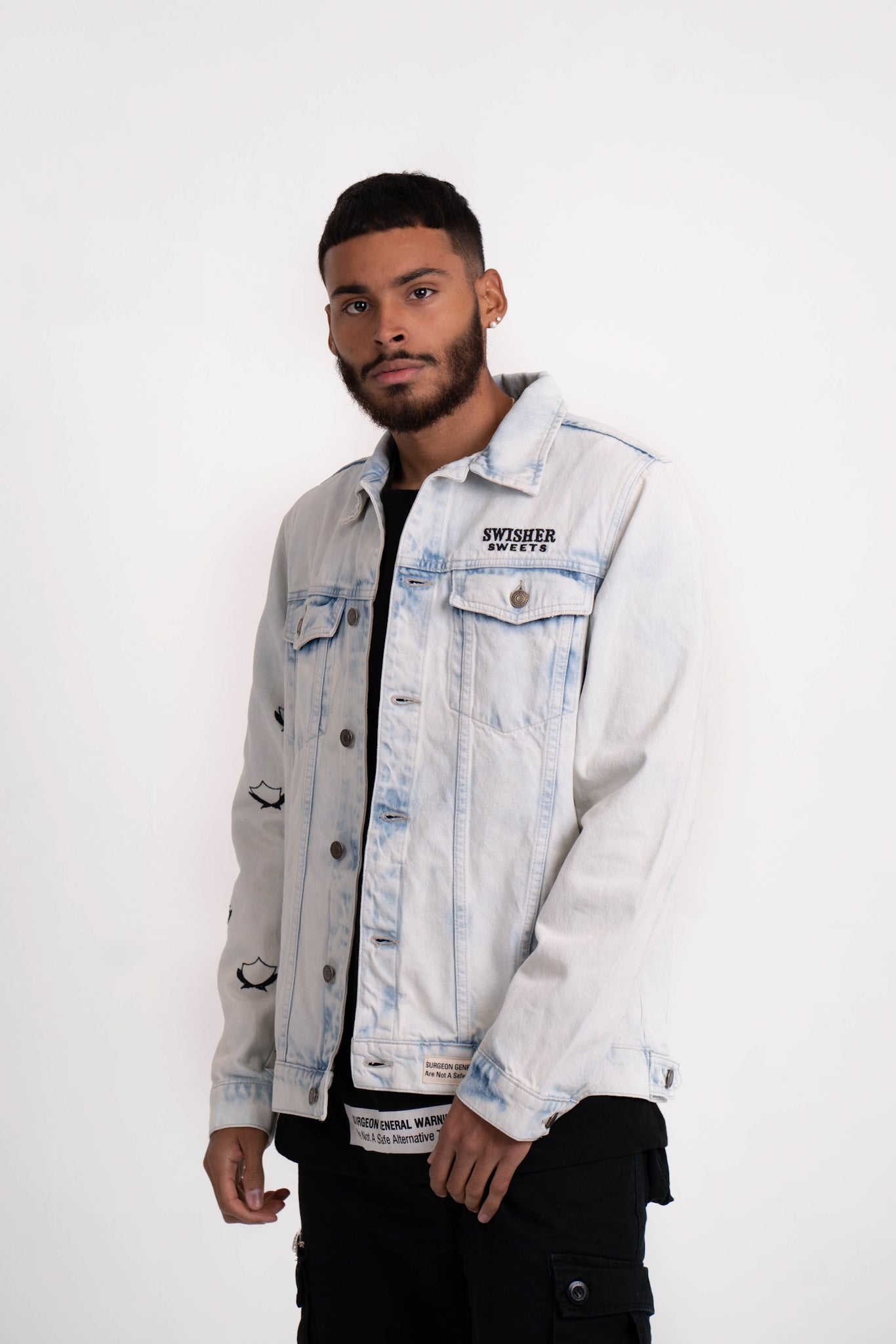Classic Shield Denim Jacket