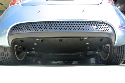 Fiat 500e Rear Diffuser - The ONLY Diffuser Available for Fiat 500e