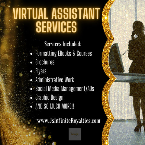 Virtual Assistant Services Listing