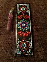 Diamond Beaded Bookmarks